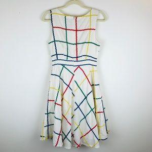 Modcloth Dresses - Modcloth Fit and Flare Dress
